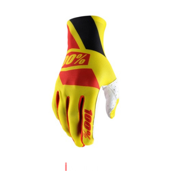100% - CELIUM - NEON YELLOW RED