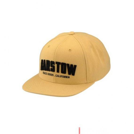100% - HAT - HUTCH BARSTOW KHAKI