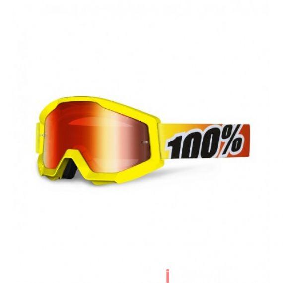 100% - STRATA - SUNNY DAY MIRROR LENS