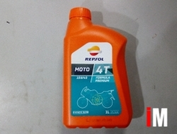 REPSOL MOTO 4T 10W40 SYNTHETIC BLEND
