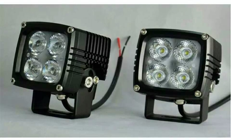 40w CREE worklights