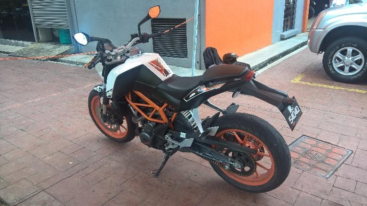 KTM Duke 390 ABS Standard