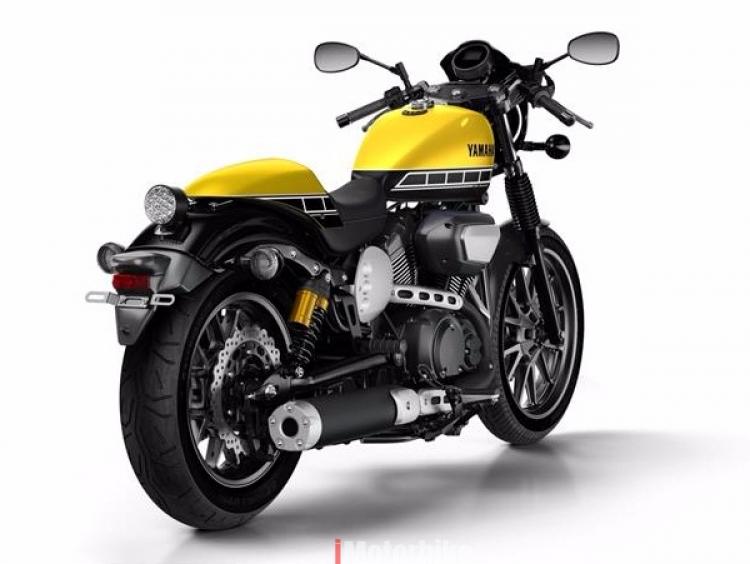 Rebate RM3000 Yamaha Cafe Racer XV950 Bangsar Petaling Jaya