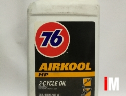 76 Airkool HP 2T Motorbike Engine Oil Lubricant