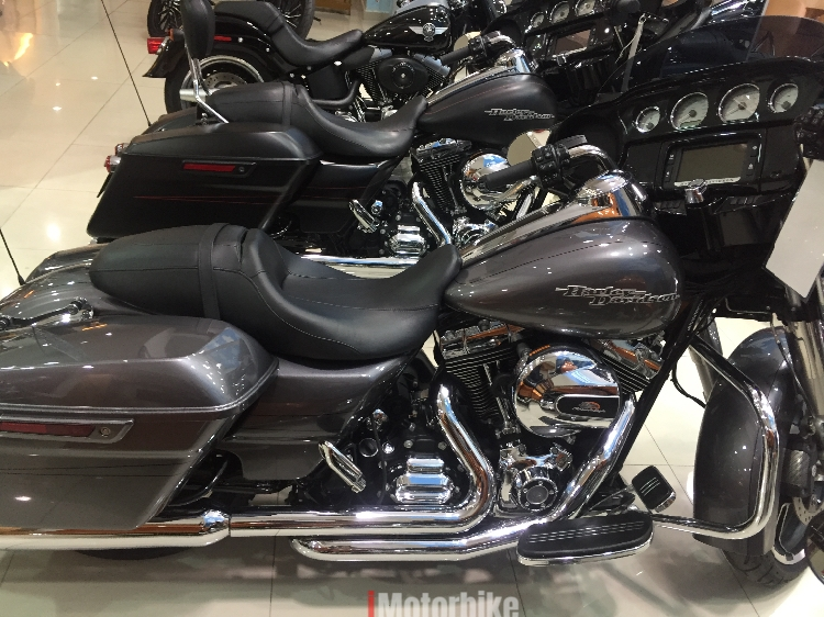 If u looking Harley Davidson pls come our showroom or cll sobri 012-2558508