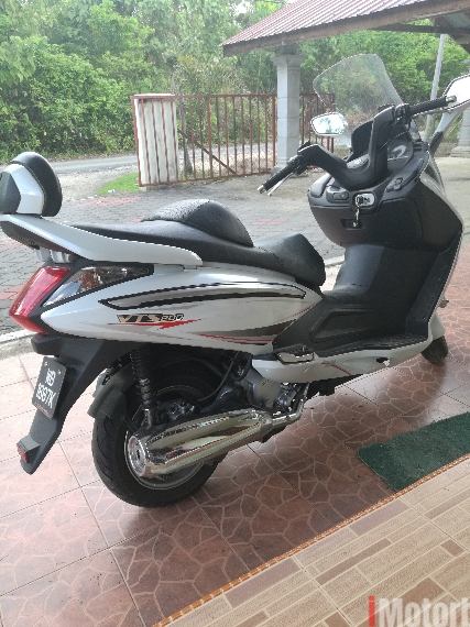 SYM VTS200 for sell