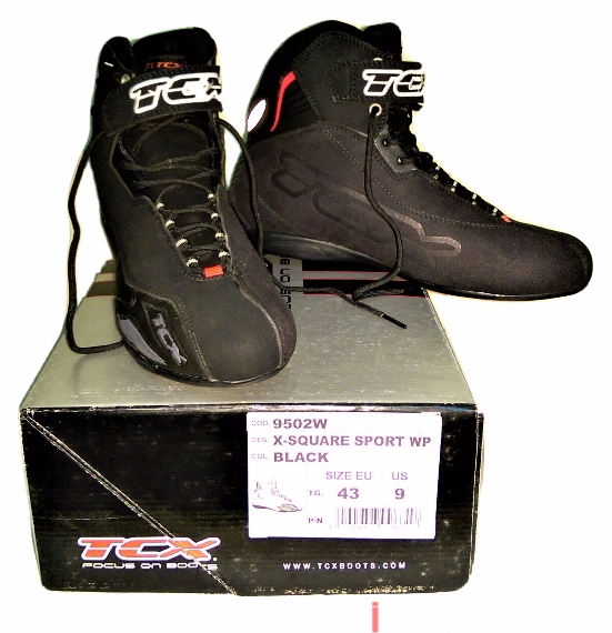 TCX X-Square Sports WP Leather Riding Boots