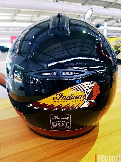 Indian Motorcycle Fullface Helmet