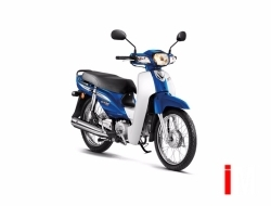 Honda Dream 110 FI