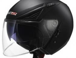 LS2 OF586 Bishop Helmet - open face