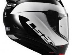 LS2 FF323 ARROW R COMET Black White Red