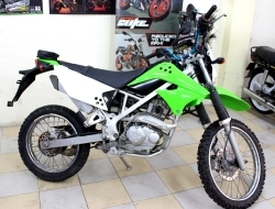 2010 Kawasaki KLX 150C Used / Tip Top Condition