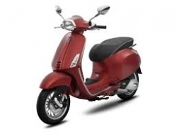 Vespa Piaggio Vespa SPRINT ABS - MATT RED