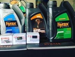 2T RACING TCW III MOTOR HYRAX OIL