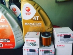 4T RACING FULLY SYNTHETIC 5W-40 MOTOR ENGINE OIL SUKIMILUBE