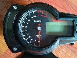 BENELLI TNT600 ABS METER