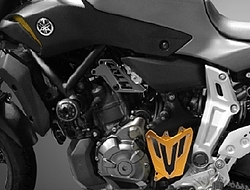 YAMAHA MT07 CNC FRONT SPROCKET COVER