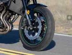 Kawasaki Z800 fender front Matte Black 35004-0322-739