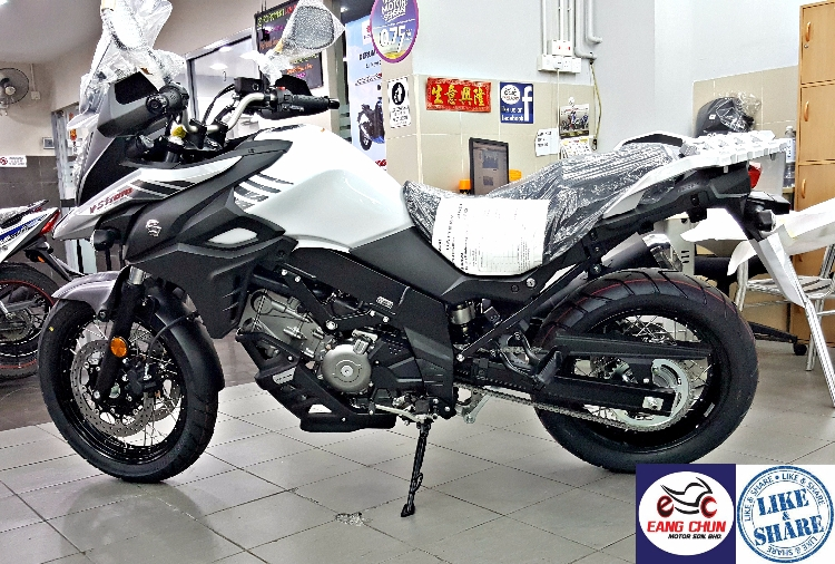 suzuki v strom 650 x latest model 2017 fully import from japan new motorcycles. Black Bedroom Furniture Sets. Home Design Ideas