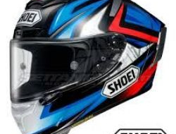 Shoei X-spirit 3 Bradley3 TC-1