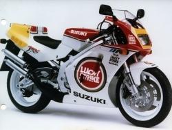 Suzuki Rgv 250 Vj22