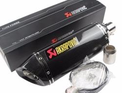 Akrapovic Carbon Exhaust Muffler