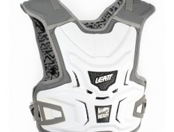 Leatt Adventure Chest Protector Junior White