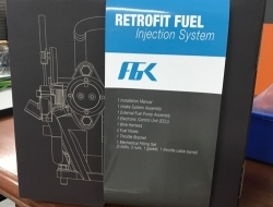 Electronic Fuel Injection (EFI) System - FGK