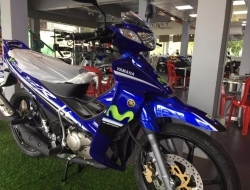 2017 Yamaha y125zr movistar
