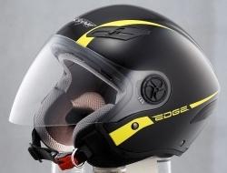 Gracshaw Helmet G 666 EDGE Black/Yellow