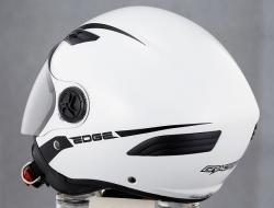 Gracshaw Helmet G 666 EDGE White/Black
