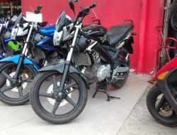 Yamaha FZ150i Black