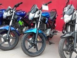 Yamaha FZ150i Blue