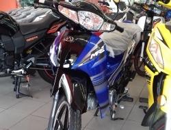 Modenas Kriss MR1 100 Black/Blue