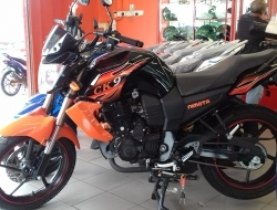 Nimota CK9 SE Orange/Black