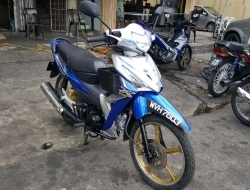 Honda Wave 125X Ultimo
