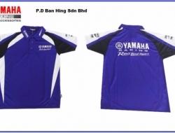 YAMAHA Genuine - Polo T Shirt
