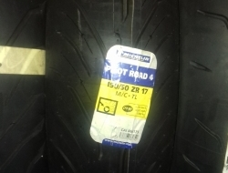 Michelin Pilot Road 4 (190/50/17)