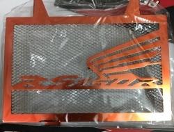 Honda RS150R Radiator Cover (Orange)