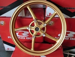 YAMAHA Y15ZR RACING BOY SPORT RIM 522 GOLD