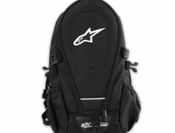 Alphinestar multiple ridding helmet carrier backpack with raincoat (ori)