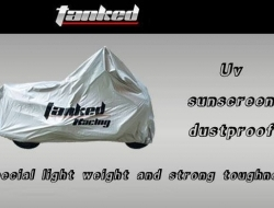 TANKED BRAND(Germany) BIKE COVER (ori) - Size XS