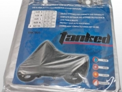 TANKED BRAND(Germany) BIKE COVER (ori) - Size M