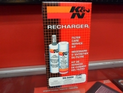 K&N - RECHARGER KIT