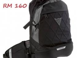 Dainese Travel Backpack (Black)
