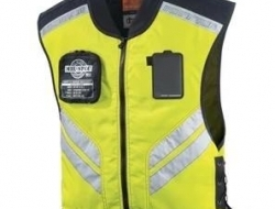 Safety Vest with Reflector Size L