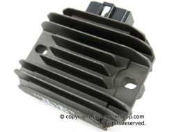 Voltage Regulator (Rectifier) Piaggio for Aprilia, Gilera & Vespa (125-200)