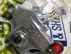 Fixed Fork Lock Honda RS150r Winner