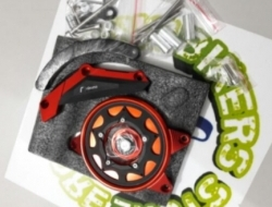 Engine Protector For Honda RS150r (Red)