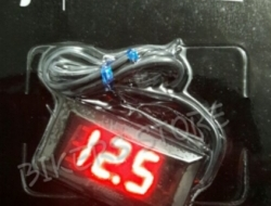 Waterproof Voltmeter